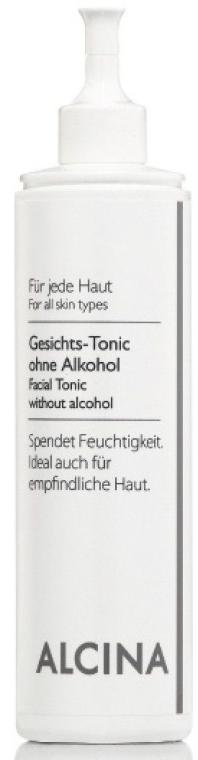 Tonic fără alcoool pentru față - Alcina B Facial Tonic without alcohol — Imagine N1