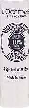 Parfumuri și produse cosmetice Balsam de buze - L'occitane Ultra Rich Stick Lip Balm
