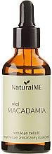 Parfumuri și produse cosmetice Ulei de macademia - NaturalME