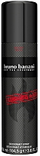 Parfumuri și produse cosmetice Bruno Banani Dangerous Man - Deodorant spray