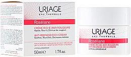 Parfumuri și produse cosmetice Cremă împotriva roșeții - Uriage Roseliane Anti-Redness Rich Cream