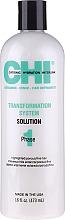 Parfumuri și produse cosmetice Loțiune pentru îndreptare Formula C, faza 1 - CHI Transformation Solution Formula C
