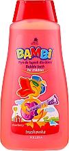 Parfumuri și produse cosmetice Spumă de baie Căpșuni - Bambi