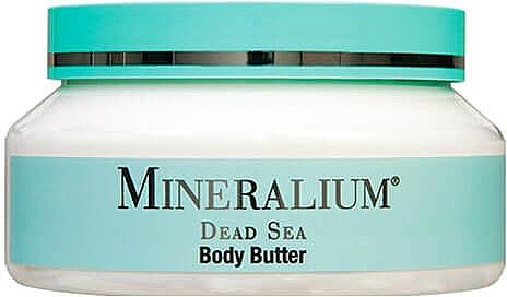 Cremă-unt de corp - Minerallium Mineral Therapy Body Butter