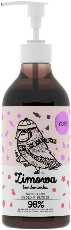 Set - Yope Zimowa Bombonierka (sh/gel/400ml + l/soap/500ml) — Imagine N3