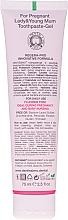 Pastă-gel de dinți pentru femei însărcinate și mame tinere - Dentissimo Pregnant Lady & Young Toothpaste-Gel — Imagine N3