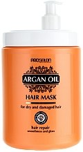 Mască de păr cu ulei de argan - Prosalon Argan Oil Hair Mask — Imagine N1