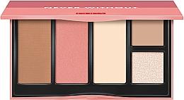 Parfumuri și produse cosmetice Paletă de machiaj - Pupa Never Without Palette