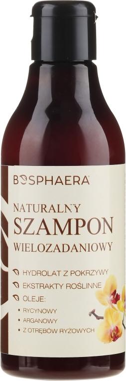 Șampon natural multifuncțional cu urzică - Bosphaera