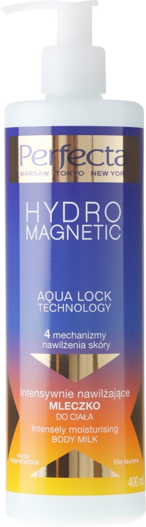 Lapte de corp - Perfecta Hydro Magnetic Aqua Lock Technology Body Milk