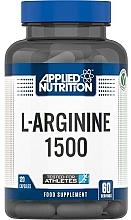 """Parfumuri și produse cosmetice Supliment alimentar """"L-Arginina 1500"""" 120 capsule - Applied Nutrition L-Arginine 1500"""