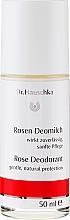 """Parfumuri și produse cosmetice Deodorant pentru corp """"Rose"""" - Dr. Hauschka Rose Deodorant"""