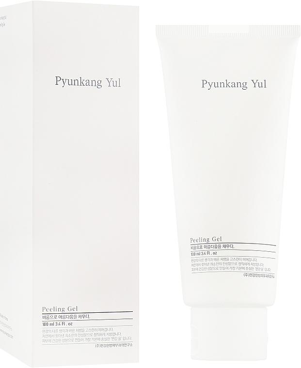 Gel-peeling pentru față - Pyunkang Yul Peeling Gel — Imagine N2