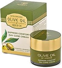 Parfumuri și produse cosmetice Cremă de față - BioFresh Olive Oil Of Greece Express Comfort Day Care Cream
