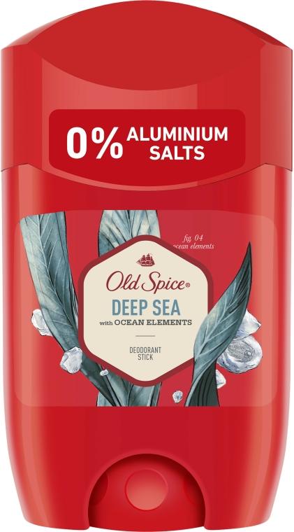 Deodorant- antiperspirant solid - Old Spice Deep Sea — Imagine N1
