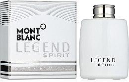 Montblanc Legend Spirit - Apă de toaletă (mini) — Imagine N1