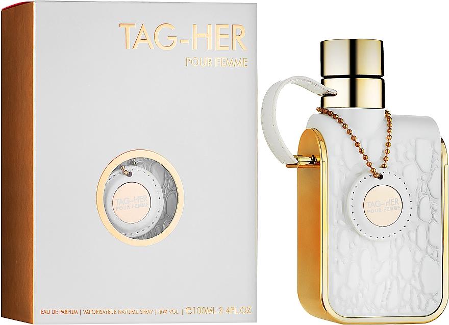Armaf Tag-Her - Apă de parfum — Imagine N2