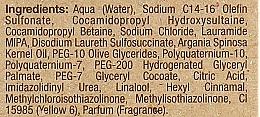 Șampon cu ulei de argan - Farmavita Argan Sublime Shampoo — Imagine N3