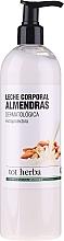 Parfumuri și produse cosmetice Lapte de corp - Tot Herba Almond Body Milk