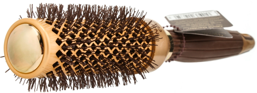 Perie Rotundă 34mm - Olivia Garden Nano Thermic ceramic + ion — Imagine N2