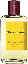 Parfumuri și produse cosmetice Atelier Cologne Bergamote Soleil - Apă de colonie