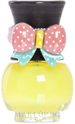 Set trusă cosmetică, pompoane - Tutu Peel-Off (n/polish/5mlx3 + bag) (11) — Imagine 11