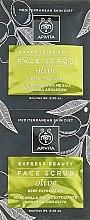 Parfumuri și produse cosmetice Scrub cu măsline pentru față - Apivita Deep Exfoliating Face Scrub With Olive