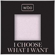 Parfumuri și produse cosmetice Pudră-iluminator pentru față - Wibo I Choose What I Want Shimmer (rezervă)
