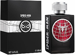 Parfumuri și produse cosmetice Air-Val International Spiderman Special Edition - Apă de toaletă