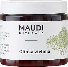 Parfumuri și produse cosmetice Argilă verde pentru față - Maudi