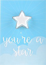 Bilă efervescentă - Bomb Cosmetics You're A Star Blaster Card — Imagine N1
