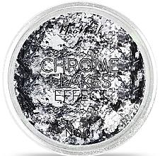 Parfumuri și produse cosmetice Fulgi pentru designul unghiilor - NeoNail Professional Chrome Flakes Effect