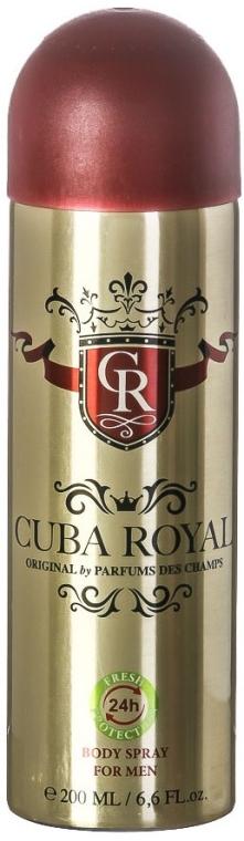 Cuba Royal - Deodorant — Imagine N1