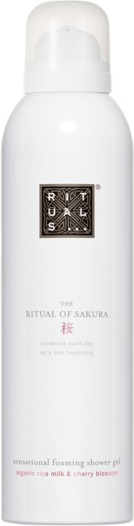 Spumă de baie - Rituals Sakura Foaming Shower Gel
