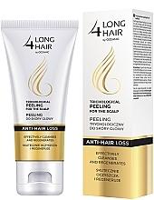 Parfumuri și produse cosmetice Peeling trichologic pentru scalp - Long4Lashes by Oceanic Anti-Hair Loss Trichological Peeling For The Scalp