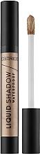 Parfumuri și produse cosmetice Fard lichid de ochi - Catrice Liquid Shadow Waterproof Cream Eyeshadow