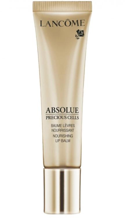 Balsam de buze nutritiv - Lancome Absolue Precious Cells Nourishing Lip Balm — Imagine N1