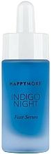 Parfumuri și produse cosmetice Ser de față de noapte - Happymore Indigo Night Face Serum