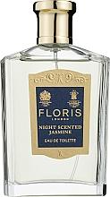 Parfumuri și produse cosmetice Floris Night Scented Jasmine - Apă de toaletă