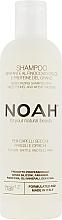 Parfumuri și produse cosmetice Șampon hidratant cu extract de fenicul dulce - Noah