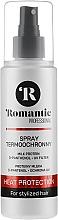 Parfumuri și produse cosmetice Spray pentru protecția părului - Romantic Professiona