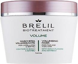 Parfumuri și produse cosmetice Mască pentru volumul părului - Brelil Bio Treatment Volume Hair Mask