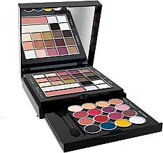 Parfumuri și produse cosmetice Set - Pupa Pupart S Plum-a-porter Shiny