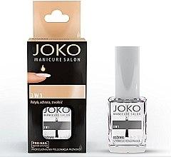 Parfumuri și produse cosmetice Loțiune pentru unghii 3 în 1 - Joko Manicure Salon 3 in 1 Top