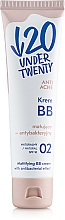 Parfumuri și produse cosmetice BB-cream - Under Twenty Anti Acne Matting Cream