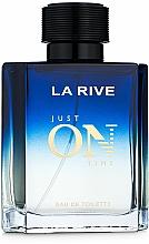 Parfumuri și produse cosmetice La Rive Just On Time - Apă de toaletă