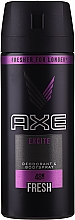 "Antiperspirant Aerosol Spray ""Excite"" pentru bărbați - Axe Deodorant Bodyspray Dry Excite — Imagine N1"