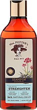 Parfumuri și produse cosmetice Șampon fortificant - Mrs. Potter's Helps To Strenghten Shampoo
