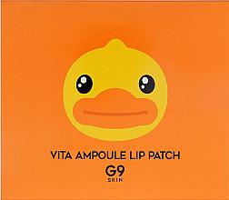Parfumuri și produse cosmetice Mască hydrogel pentru buze - G9Skin Vita Ampoule
