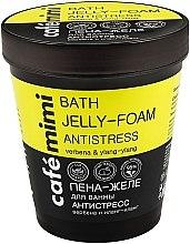 Parfumuri și produse cosmetice Spumă de baie - Cafe Mimi Bath Jelly Foam